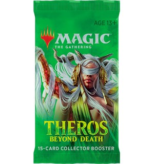 Magic Theros Beyond Death Coll. Booster Collector Booster - FOR SAMLERE