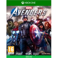 Marvels Avengers Xbox One