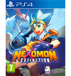 Nexomon Extinction PS4