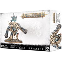Ossiarch Bonereapers Gothizzar Harvester Warhammer Age of Sigmar