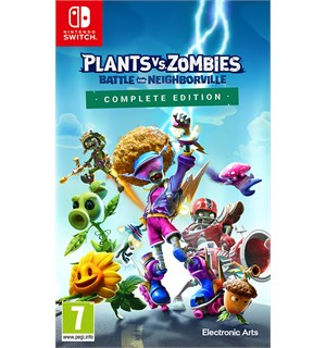 Plants vs Zombies Neighborville Switch Battle for Neighborville - Complete Ed