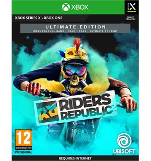 Riders Republic Ultimate Edition Xbox Year One Season Pass + Ultimate Pack