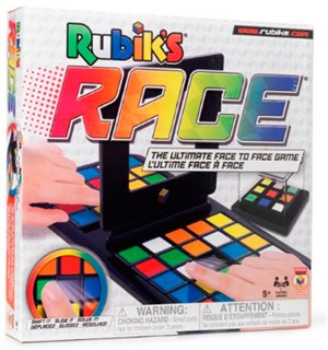 Rubiks Race - For 2 spillere