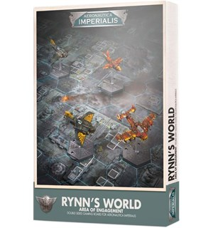 Rynns World Area of Engagement Board Aeronautica Imperialis