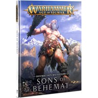 Sons of Behemat Battletome Warhammer Age of Sigmar