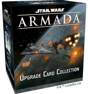 Star Wars Armada Upgrade Cards Coll
