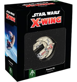 Star Wars X-Wing Punishing One Expansion Utvidelse Star Wars X-Wing Second Ed