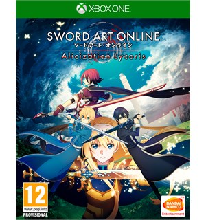 Sword Art Online Alicization Xbox One Alicization Lycoris