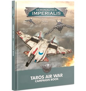 Taros Air War Campaign Book Aeronautica Imperialis