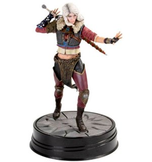 The Witcher 3 Figur Ciri 20cm 2nd Edition