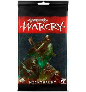 Warcry Cards Nighthaunt Warhammer Age of Sigmar