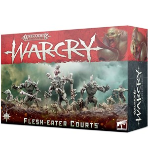 Warcry Warband Flesh Eeater Courts