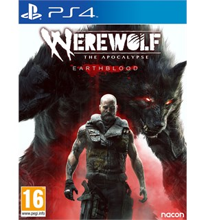 Werewolf Apocalypse Earthblood PS4