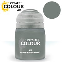 Airbrush Paint Death Korps Drab 24ml Maling til Airbrush