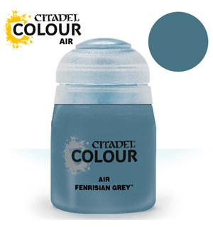Airbrush Paint Fenrisian Grey 24ml Maling til Airbrush