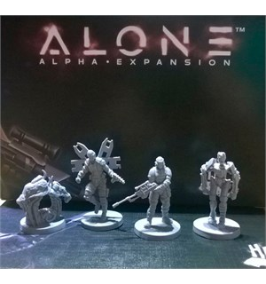 Alone Alpha Expansion Utvidelse til Alone