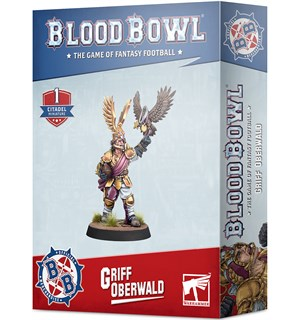 Blood Bowl Player Griff Oberwald