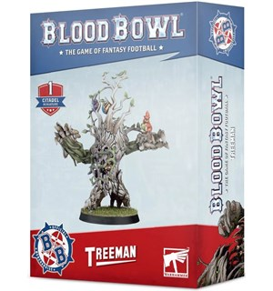 Blood Bowl Player Treeman