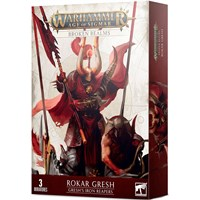 Broken Realms Greshs Iron Reapers Warhammer Age of Sigmar