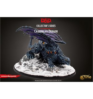 D&D Figur Coll. Series Chardalyn Dragon Dungeons & Dragons Collectors Series