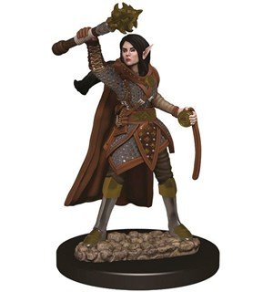 D&D Figur Icons Elf Cleric Female Icons of the Realm Premium Figures