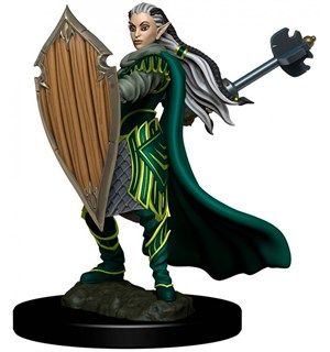 D&D Figur Icons Elf Paladin Female Icons of the Realm Premium Figures