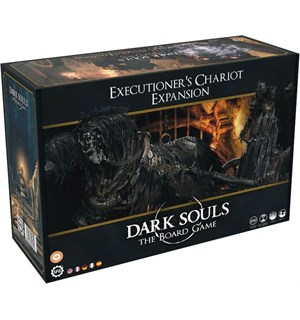 Dark Souls Board Game Executioners Exp Executioners Chariot Expansion