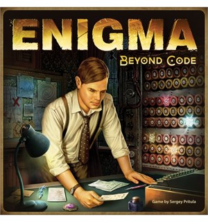 Enigma Beyond Code Brettspill