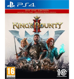 Kings Bounty 2 Day One Edition PS4