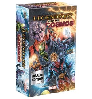 Legendary Marvel Into the Cosmos Exp Utvidelse til Marvel Legendary