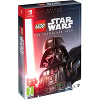 Lego Star Wars Skywalker Saga DE Switch Deluxe Edition