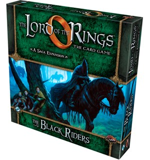 LotR TCG Black Riders Expansion Utvidelse Lord of the Rings Card Game