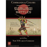 Samurai Battles Brettspill Command & Colors