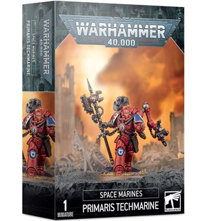 Space Marines Primaris Techmarine Warhammer 40K