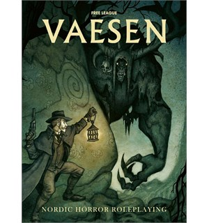 Vaesen RPG Core Rulebook Nordic Horror Roleplaying