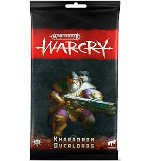 Warcry Cards Kharadron Overlords
