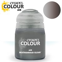 Airbrush Paint Deathshroud Clear 24ml Maling til Airbrush