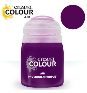Airbrush Paint Phoenician Purple 24ml Maling til Airbrush