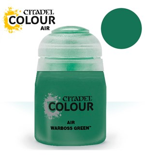Airbrush Paint Warboss Green 24ml Maling til Airbrush