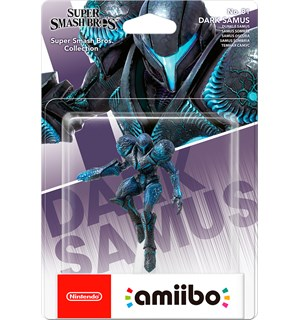 Amiibo Figur Dark Samus Super Smash Bros Collection No 81