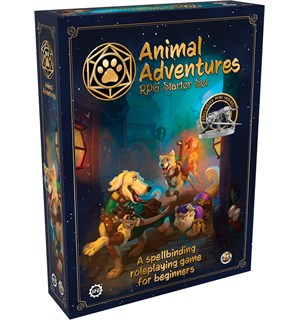 Animal Adventures RPG Starter Set