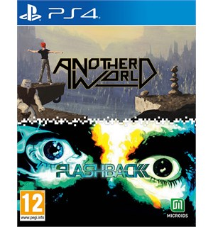 Another World/Flashback Coll PS4 Collection