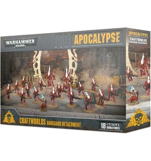 Apocalypse Detachment Craftworlds Warhammer 40K - Vanguard