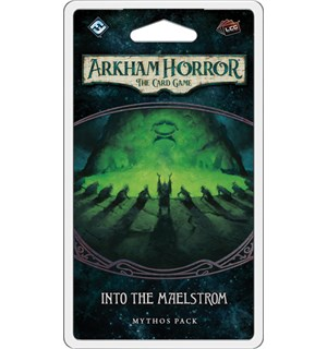 Arkham Horror TCG Into the Maelstrom Exp Utvidelse til Arkham Horror Card Game