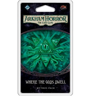 Arkham Horror TCG Where The Gods Dwell Utvidelse til Arkham Horror Card Game