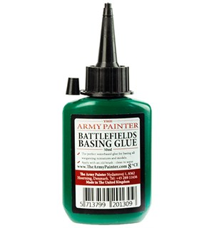 Army Painter Battlefields Basing Glue 50ml - PVA Glue/Lim