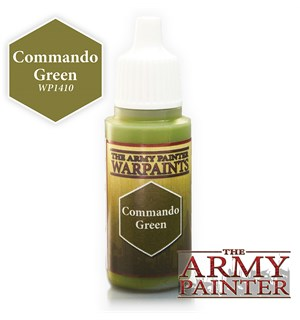 Army Painter Warpaint Commando Green