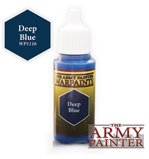 Army Painter Warpaint Deep Blue