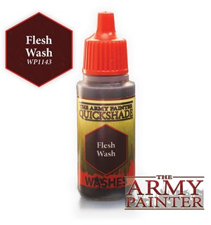 Army Painter Warpaint Flesh Wash Også kjent som D&D Flesh Wash