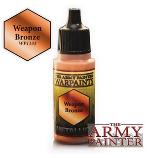 Army Painter Warpaint Weapon Bronze Også kjent som D&D Dwarven Bronze